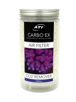 ATI Carbo Ex Air Filter 1.5 Liter inkl. 1000g Atemkalk