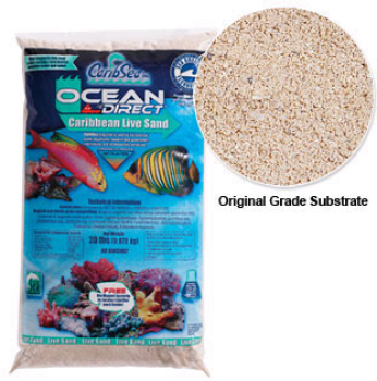 CaribSea Ocean Direct Oolite 9,07 kg